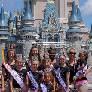 Queens Outing at Disney