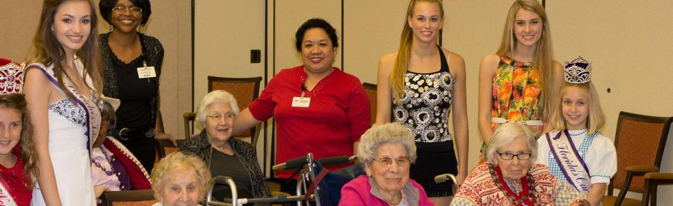 2013 Nursing Home Visit