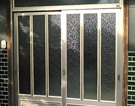 津島市 ドア交換 リシェント 2箇所