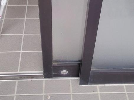 仙台市太白区 入り口 鍵交換 扉脱着