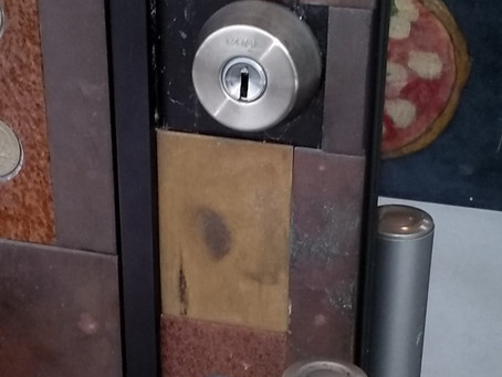 仙台市宮城野区 店舗 鍵交換 鍵を持っている人が退職した