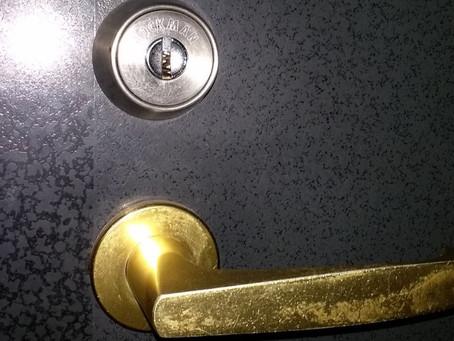 大崎市 玄関 鍵交換 子供が鍵をなくした
