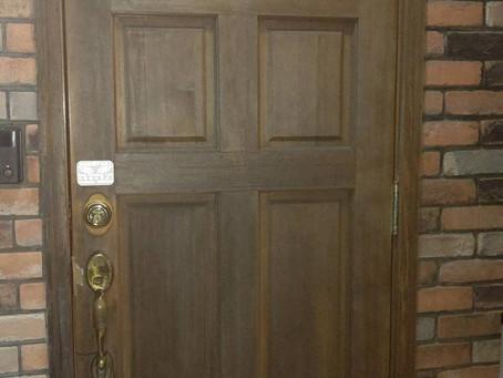 町田市 玄関 ドア交換 リシェント