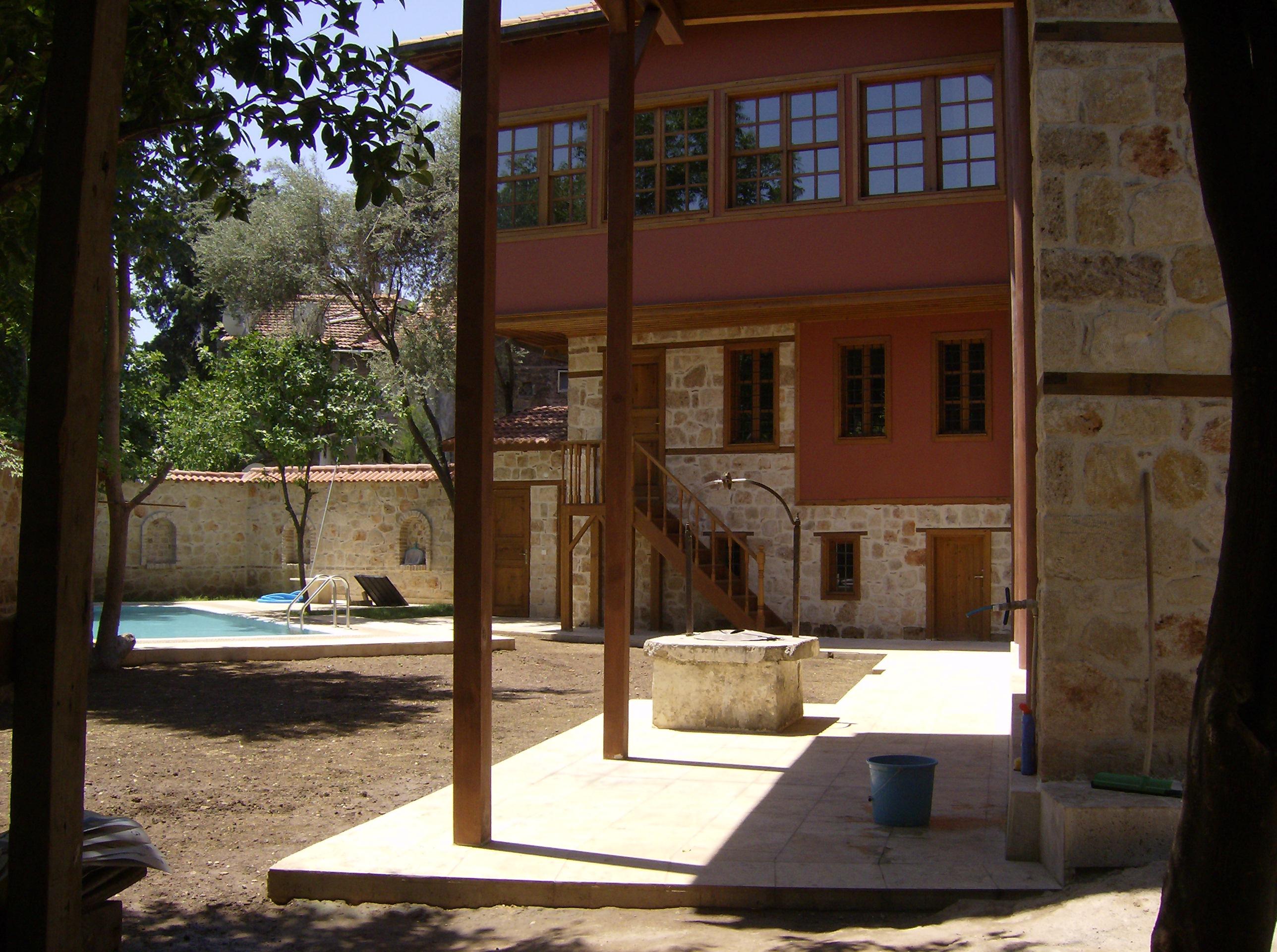 Metin Fadıllıoğlu Villa - Antalya 3