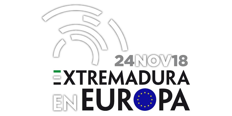 Convención Europea PSOE Extremadura