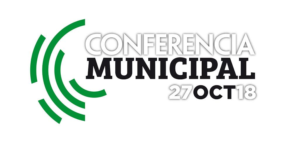 Conferencia municipal PSOE Extremadura