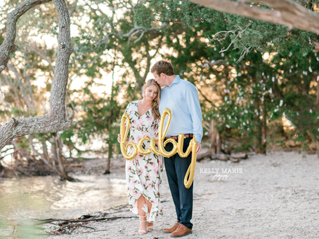 Fairfax Baby Announcement