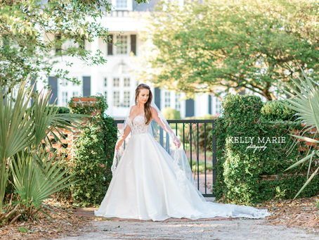 Mrs. Ashley Crowl - Bridal Portraits