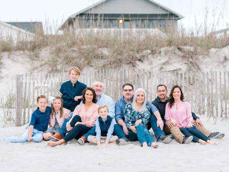 North Myrtle Beach - Family Session