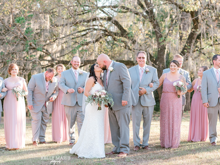 Buffkin Wedding