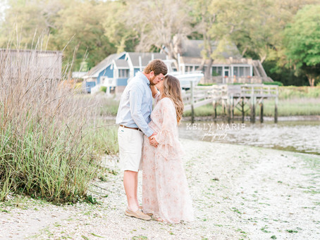Alex & Brooke - Maternity