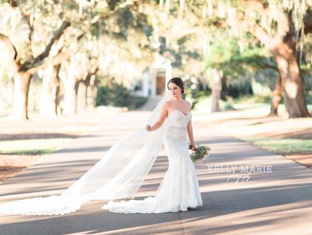 Mrs. Lauren Suggs - Bridal Portraits