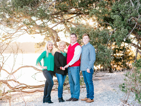 Boyers Family - Family Session