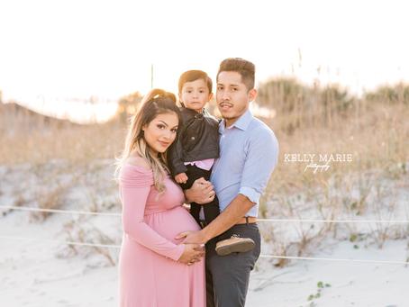Delacruz Family - Maternity Session