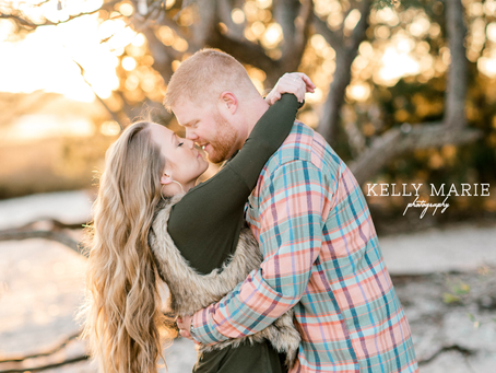 Carrie & Matthew - Engagement Session