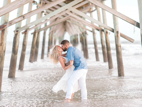 Andrea & Stephen - Sunset Beach