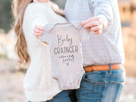 Announcing Baby Grainger