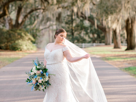 Mrs. McDowell - Bridal Portraits