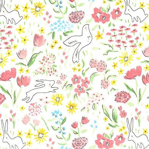 Sommer Garden in Bloom- Michael Miller