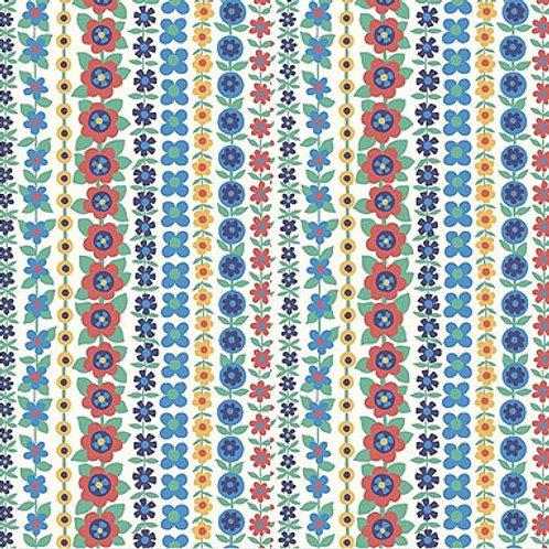 Carnaby Soho Stripe 943C- Liberty Fabrics