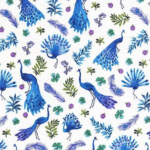 Peacock Park- Michael Miller Fabrics