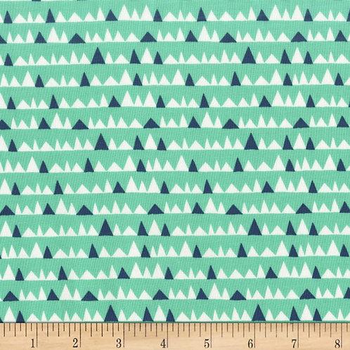 Bad Teeth Lilypad- Michael Miller Fabrics