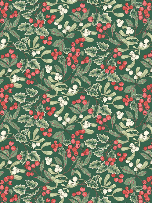 Christmas Berry- Liberty Fabrics