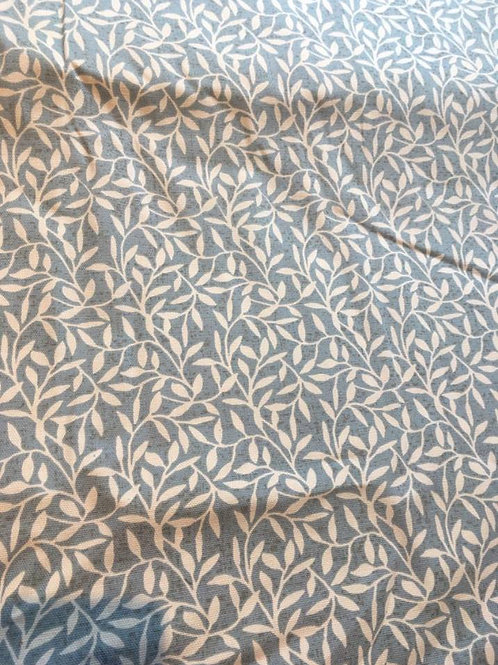 Sherwood Leaf Duck Egg- Upholstery Fabric