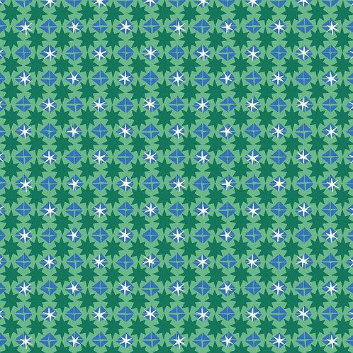 Merry & Bright Starlit Sparkle 934A- Liberty Fabrics