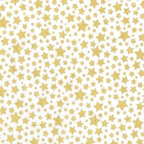 Starbrite White- Michael Miller Fabrics