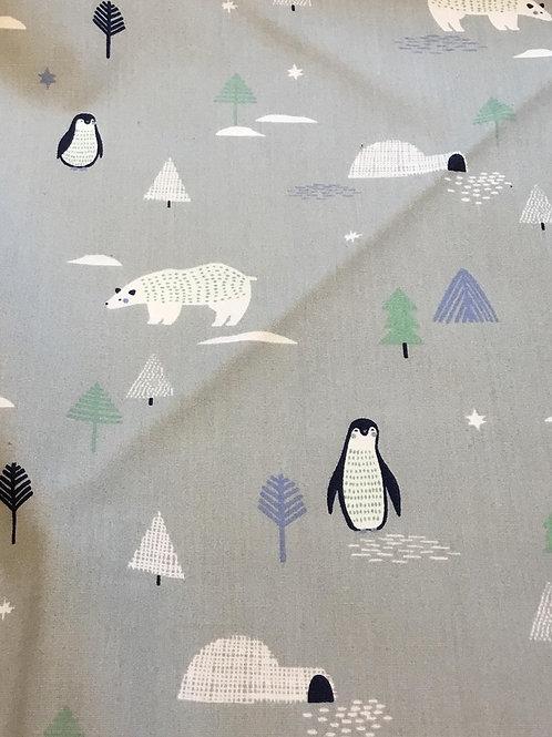 North Landscape Cotton - Katia Fabrics