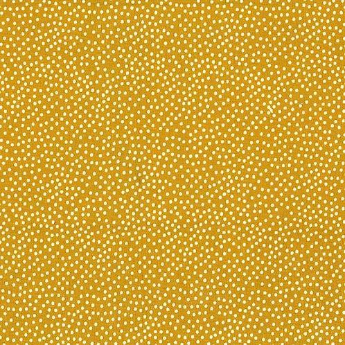 Garden Pindot Gold- Michael Miller Fabrics