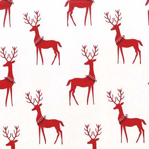 Reindeer Santa- Michael Miller