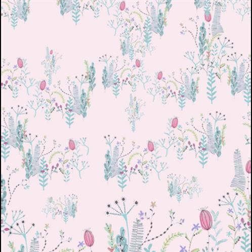 Poplin Arty Flowers- Katia Fabrics