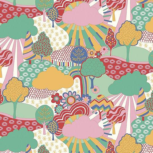 Carnaby Sunny Afternoon 940C- Liberty Fabrics