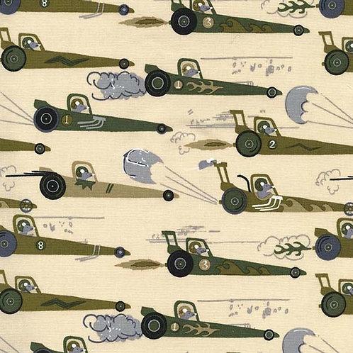 Rat Race Redux- Michael Miller Fabrics