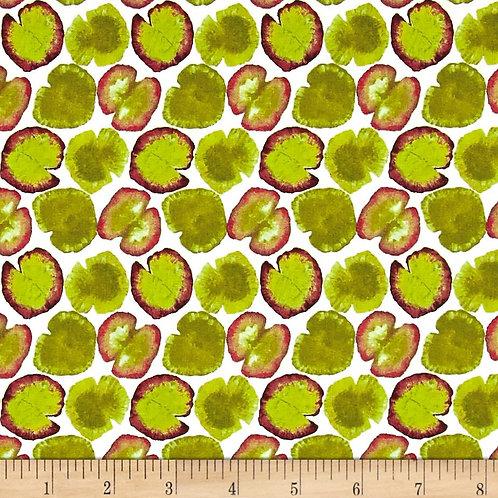 Lotus Leaf Lime- Michael Miller Fabrics