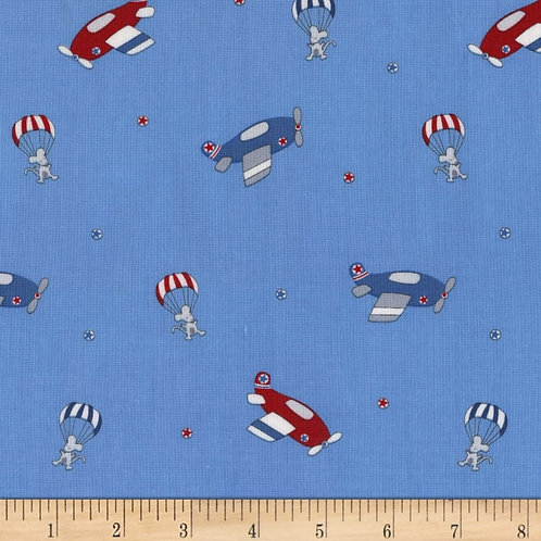 Catch Me If You Can Sky- Michael Miller Fabrics