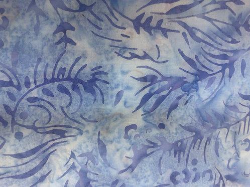 Sew Simple Stamped Batiks-  SSHH394-2827
