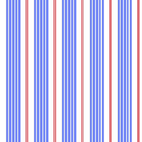 Racer Stripes Sailor- Michael Miller Fabrics