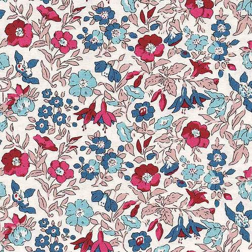 Mamie,Winter Flower Show- Liberty Fabrics