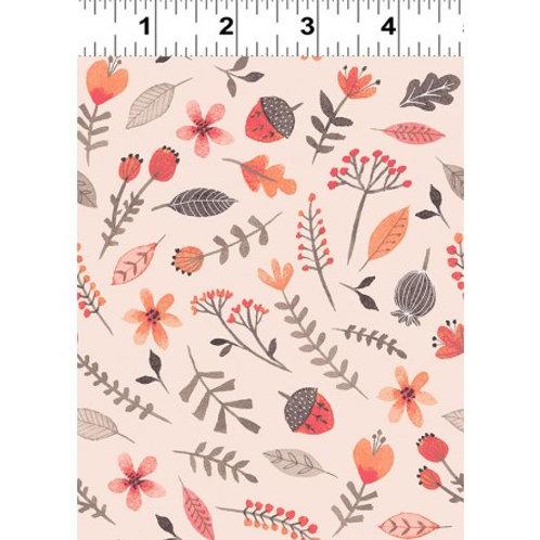 Forest Owls CWY2314-38- Clothworks Fabrics
