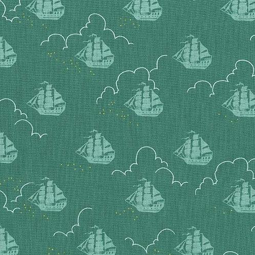 Joly Roger, Fern - Michael Miller Fabrics