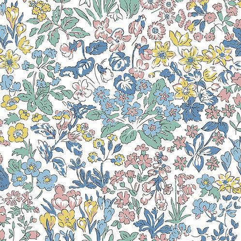 Wisley, Spring Flowers- Liberty Fabrics