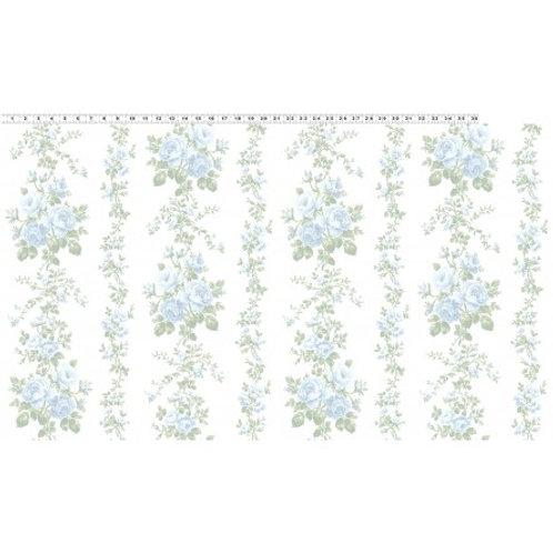 Madeline Blue CWY2284-1- Clothworks Fabrics