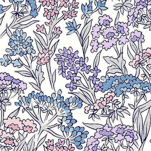 Yorkshire Meadow, Spring Flowers- Liberty Fabrics
