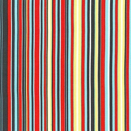 Play Stripe- Michael Miller Fabrics