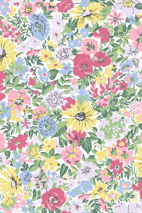 Malvern Meadow ,Spring Flowers- Liberty Fabrics