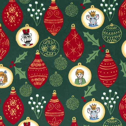 Ornaments Hunter, Sarah Jane - Michael Miller Fabrics