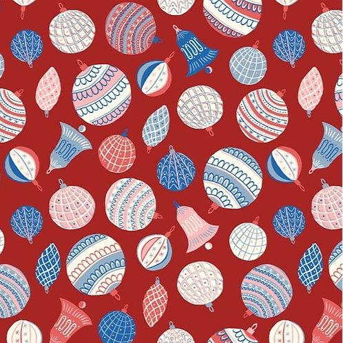 Merry & Bright Bauble Bonanza - Liberty Fabrics